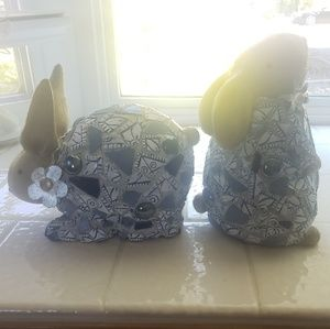 Other - Mosaic Bunnies